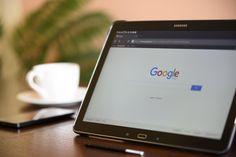 ✳ Black Samsung Tablet on Google Page - new photo at Avopix.com    ✅ https://avopix.com/photo/34076-black-samsung-tablet-on-google-page    #laptop #notebook #computer #personal computer #portable computer #avopix #free #photos #public #domain