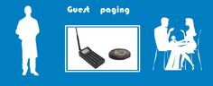 Witop wireless is a top supplier of pager system in China. Our system is widely use in service industry such restaurant, hospital including restaurant paging system, table calling system, office intercom system