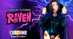 Raven, otherwise known as Rachel Roth, is a prominent member of the Teen Titans, and an extremely powerful telekentic. She's the daughter of a demon overlord and a human woman, and managed to…