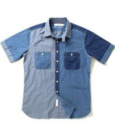 BEAMS LIGHTS(Men's)の【予約】BEAMS LIGHTS / クレイジーワークシャツです。こちらの商品はBEAMS Online Shopにて通販購入可能です。