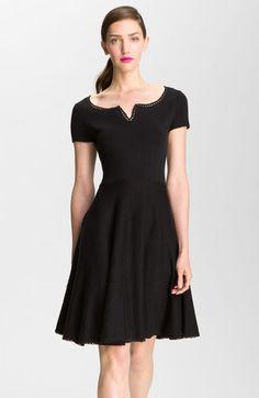 Mele Full Skirt Dress - Lyst