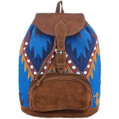 Stela 9 Rosario Mini Backpack ($172) ❤ liked on Polyvore