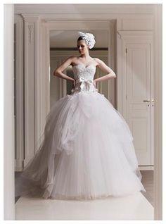 Prêt-à-Fashion: Zuhair Murad Bridal 2012