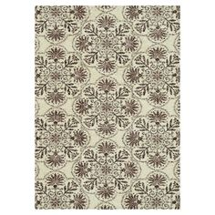 Avanti Brown/Grey Area Rug