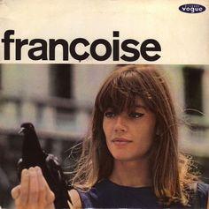 Françoise Hardy - she always had the best winged eyeliner