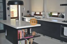 Microcrete Cozinha