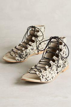Matisse Exotic Flats - anthropologie.com