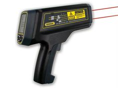 100:1 Ultra-high Temperature Infrared (ir) Thermometer With Dual Laser Target Tracking System