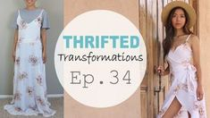 Thrifted Transformations | Ep. 34 - YouTube