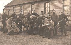 Prisoner of War Camp Orchestra