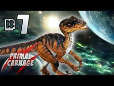 Space Dinosaurs?!?! - Part 7 || Primal Carnage Extinction - YouTube