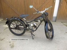 Sachs  Brennabor 1938 Vintage, Classic and Old Bikes photo