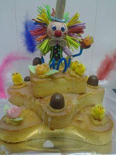 .: Bollo de Pascua de Avilés