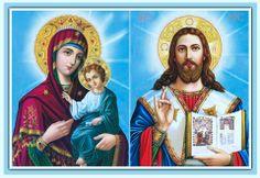 ΟΙ ΑΓΓΕΛΟΙ ΤΟΥ ΦΩΤΟΣ: Θεοτοκονύμια - Ονόματα της Παναγίας