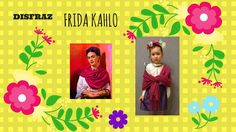 Disfraz para niña de Frida Kahlo http://manualidades.facilisimo.com
