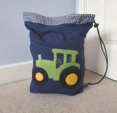 Tractor PE bag