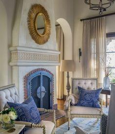 California Comfort: Retirement in a Stylish Hacienda Home