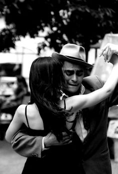 Tango is Passion. Otherwise it's not a tango!