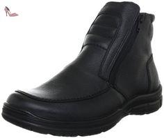 Jomos Bottes Dans Grandes Tailles Grandes Chaussures Hommes Noir XXL