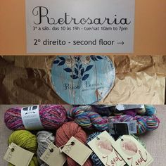 What to do on a rainy autumn morning but go through your holiday haul from @rosapomar 's fabulous shop in Lisbon! What a gorgeous shop it was, off the shiny marbled street, up a couple of flights of old wooden stairs & into a gem of a place with a dreamy range of yarns including local Portuguese ones.  #Lisbon #lisboa #retrosaria #wool #yarnstash #knittersofinstagram #portuguesemerino #knitfastchristmasiscoming