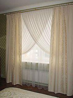 5 простых вариантов дизайна штор для гостиной