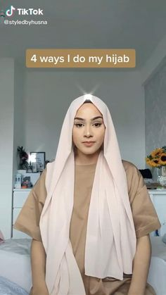 Stylish Hijab, Modest Fashion Hijab, Modern Hijab Fashion, Street Hijab Fashion, Hijab Fashion Inspiration, Casual Hijab Outfit, Islamic Fashion, Hijab Dress, Hijab Chic