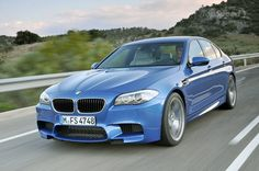 2012 BMW M5 Most Powerfull