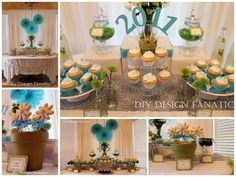 Under The Table and Dreaming: Creative Ideas for Graduation Parties & Showers {Featured Real Parties}