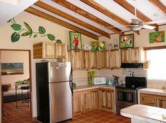 tropical kitchen - Google Search