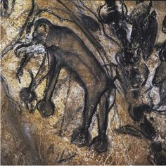 Art 1 - Image Set 1 at Lehigh University - StudyBlue Ancient History, Art History, Stone Age Cave Paintings, Chauvet Cave, Paleolithic Art, Symbolic Art, Primitive Painting, Art Premier, Ancient Artifacts