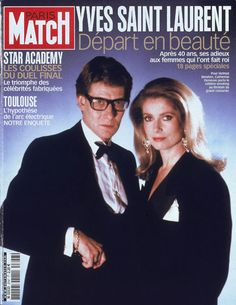 Catherine Deneuve, St Laurent, Star Academy, Paris Match, French Actress, Bees Knees, The Creator, Actresses, Actor