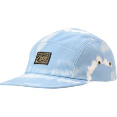 Obey Jerry Tie Dye Blue 5 Panel Hat at Zumiez : PDP