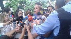 Rafaela Requesens: La exigencia a VTV es que tengan ética periodística