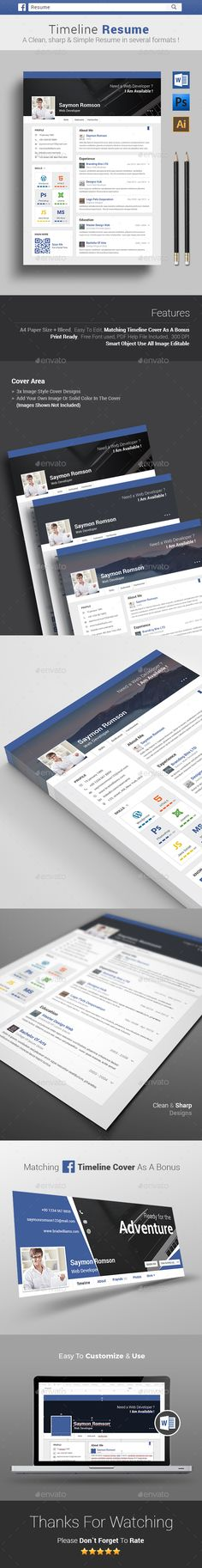 Resume Resume and Stationery - simple easy resume templates