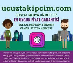 T�rkiye'nin en uygun fiyatli sosyal medya paneli - https://www.ucuztakipcim.com  Youtube, Twitter, Instagram, Facebook ve digerleri. Takip�i, Begeni, G�r�nt�lenme, Yorum ne ararsan burada. En iyi fiyat garantisi. Istege uygun d�zenlenen yeni servisler. Hizli teslimat ve %100 g�venli.