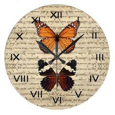 1000 images about relojes on pinterest wall clocks - Relojes vintage de pared ...