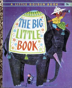 My Vintage Avenue !!! 50's and 60's illustrations !!!: The Big Little Book illustrated by Moritz Kennel, 1962.