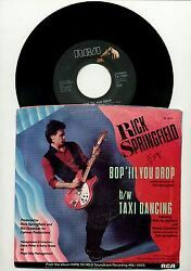 "RICK SPRINGFIELD - BOP YIL YOU DROP - USED 45 RPM 7"" VINYL  SINGLE  http://www.ebay.com/itm/RICK-SPRINGFIELD-BOP-TIL-YOU-DROP-USED-45-RPM-7-VINYL-SINGLE-1984-PB-13861-/201653538490  #rickspringfield #music #eighties #vinylhoarder #vinylcommunity #vinyloftheday #45rpm #recordcollector"