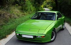 Porsche 944 Turbo....great upgrade from the 924...but the turbo made it run ....and made it fun!