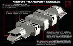 V transport modules by unusualsuspex.deviantart.com on @DeviantArt