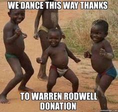 Warren Rodwell meme