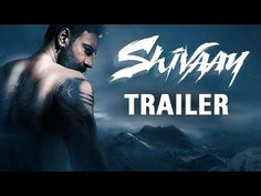 CRB Tech Reviewscame across trailer of Shivaay, Ajay Devgan's upcoming movie to be released on28th October, 2016….thisDiwali.