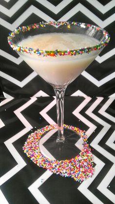 Bugaboo Vanilla Cupcake Martini ~ Yes, please!