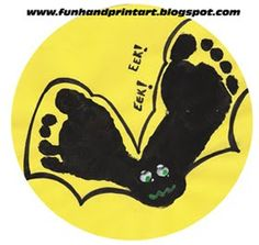 footprint Victor Vampire bat