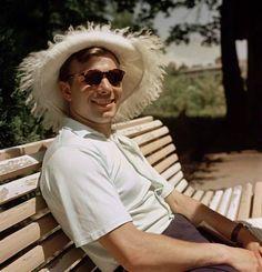 Gagarin's holidays in Crimea, 1961