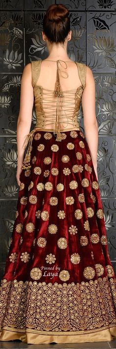 59 Ideas Indian Bridal Red Rohit Bal For 2019 Pakistani Dresses, Indian Dresses, Indian Outfits, Indian Bridal Fashion, Indian Bridal Wear, Bride Indian, Indian Attire, Indian Ethnic Wear, Indian Style