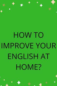 Study English Online, English Grammar Online, English At Home, Learning English Online, English Study, Learn English, Improve Your English, Study Tips, Esl