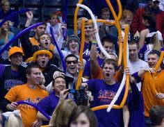 Evansville Student Section