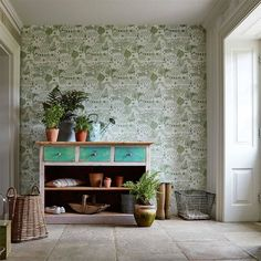Shop - The Allotment | Annandale Wallpapers