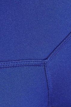 Olympia Activewear - Mateo Cropped Stretch-jersey Leggings - Royal blue - x small